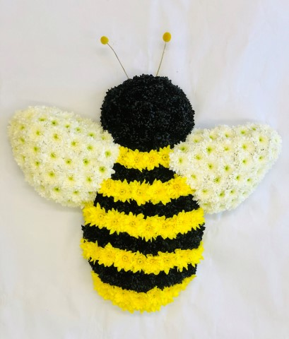 Bumble Bee Funeral Tribute: Booker Flowers and Gifts