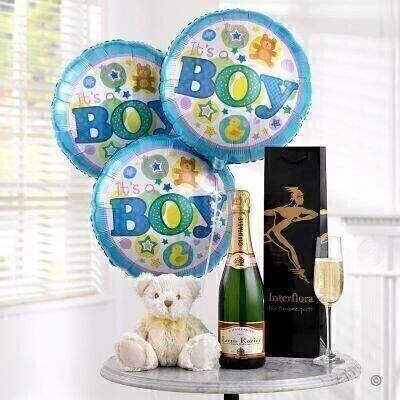 Baby Boy Gift Set