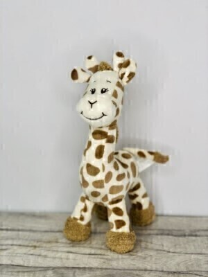 Giraffe Plush Soft Toy: Booker Flowers and Gifts