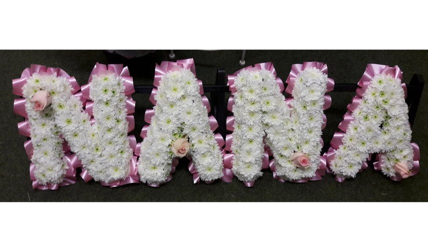 NANA Funeral Tribute: Booker Flowers and Gifts