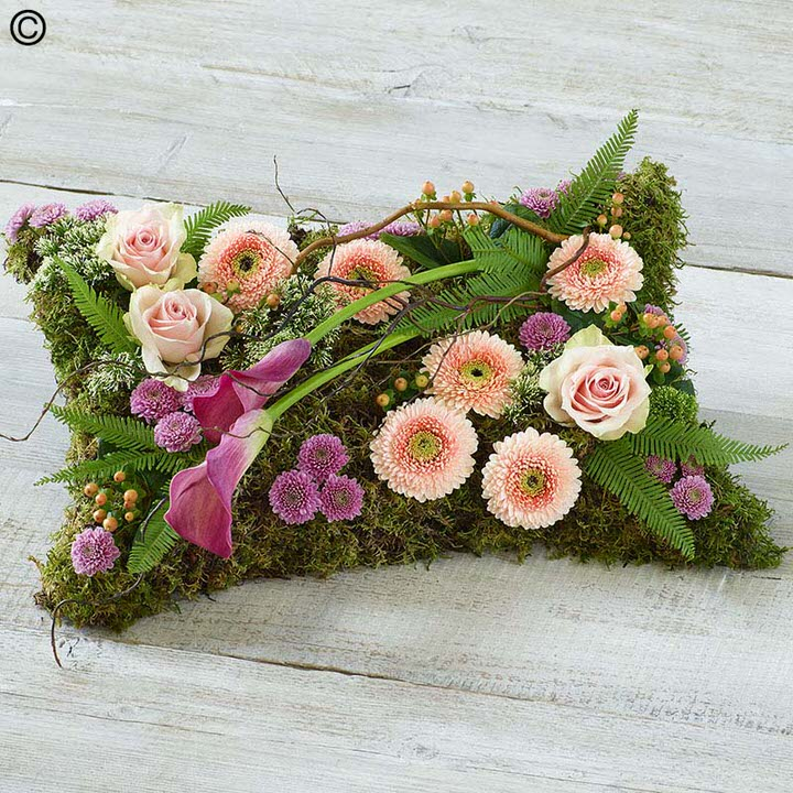 Woodland Pillow: Booker Flowers and Gifts