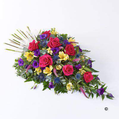 Woodland Spray | Funeral Flowers