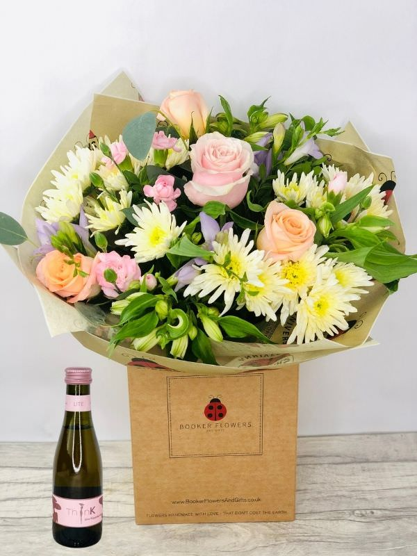 We sell a large range of Birthday Flowers and Remember we offer Flower Delivery Liverpool and we can provide Birthday Flowers for you in Liverpool - Merseyside and can organize Birthday flower deliveries for you Nationwide Your Birthday Flowers will be hand made by our professional Florists and delivered by hand with a smile. Remember Booker Flowers and Gifts for Birthday Flowers delivered in Liverpool - Merseyside and beyond. We offer Flower Delivery Liverpool and same day flower delivery and all our flowers hand arranged by our Florists are backed by our 7 day freshness guarantee