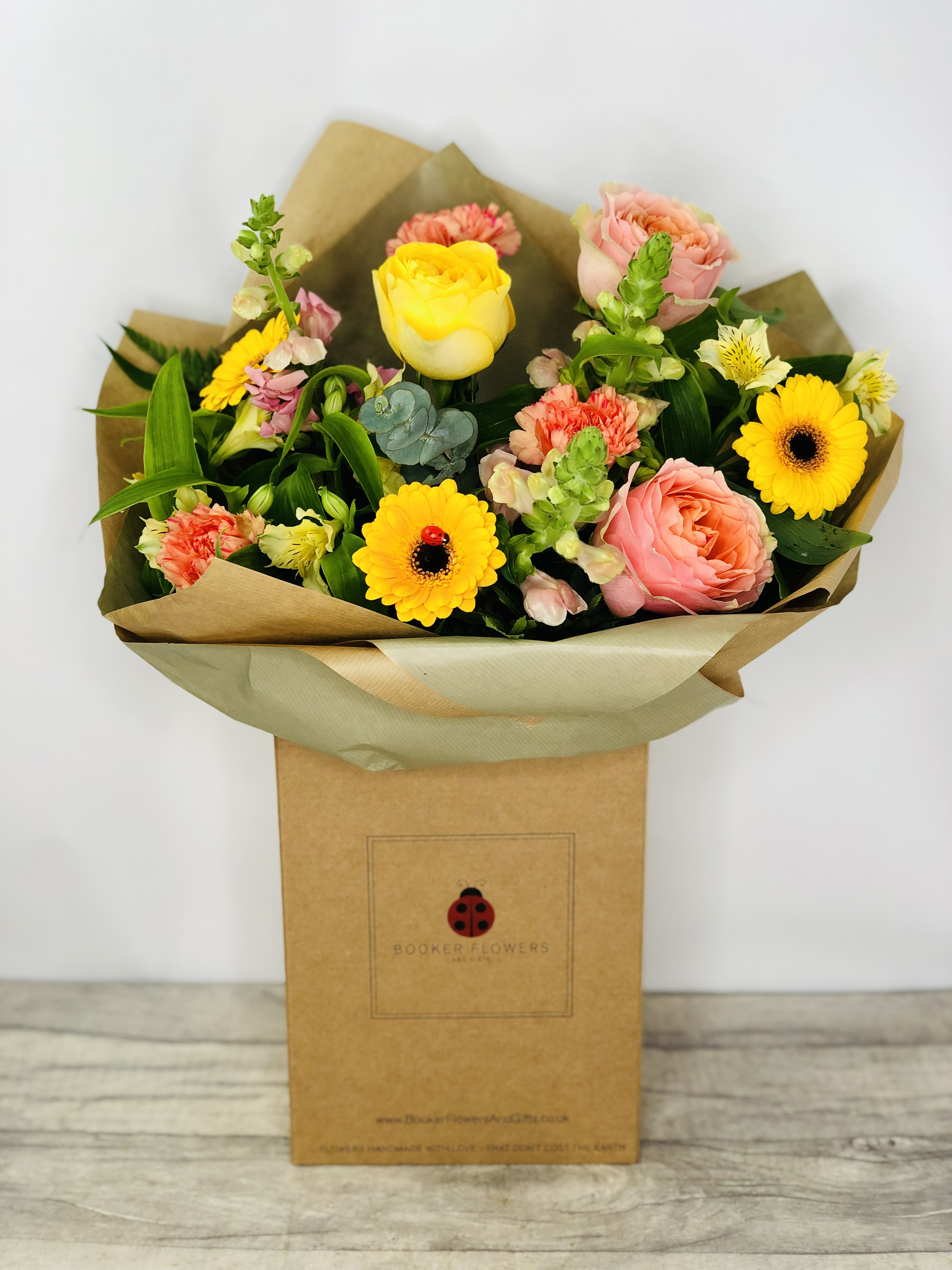 We sell a large range of Congratulations Flowers and Remember we offer Flower Delivery Liverpool. We can provide Congratulations Flowers for you in Liverpool - Merseyside and can organize Congratulations flower deliveries for you Nationwide.  We can provide Congratulations Bouquets and Congratulations Arrangements. Your Congratulations Flowers will be hand made by one of our professional Florists and delivered by hand with a smile. Remember Booker Flowers and Gifts for Congratulations Flowers delivered in Liverpool - Merseyside and beyond.  We offer Flower Delivery Liverpool and same day flower delivery and all our flowers hand arranged by our Florists are backed by our 7 day freshness guarantee