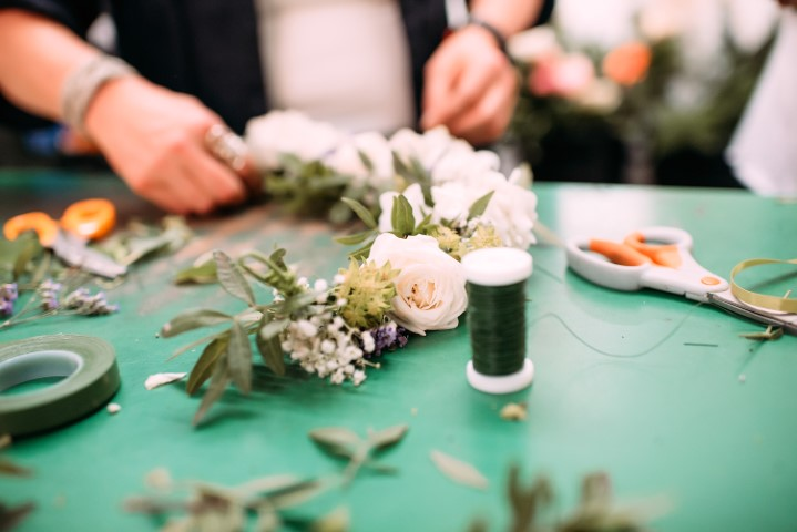 Flower Arranging in Liverpool Gift Vouchers