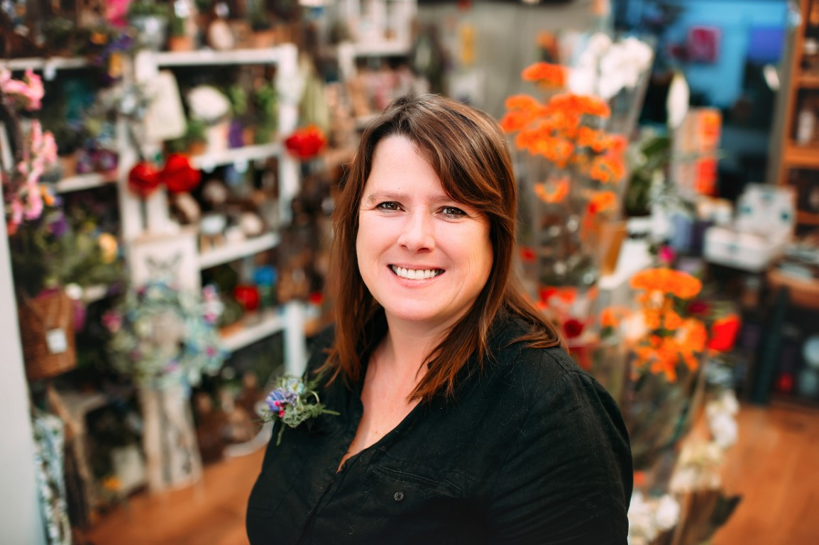 Florist and Manager Fleur